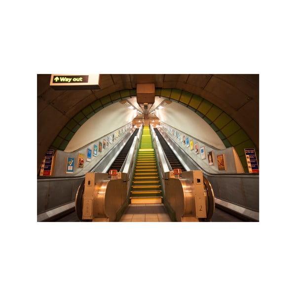 Veľkoformátová tapeta Subway, 315x232 cm