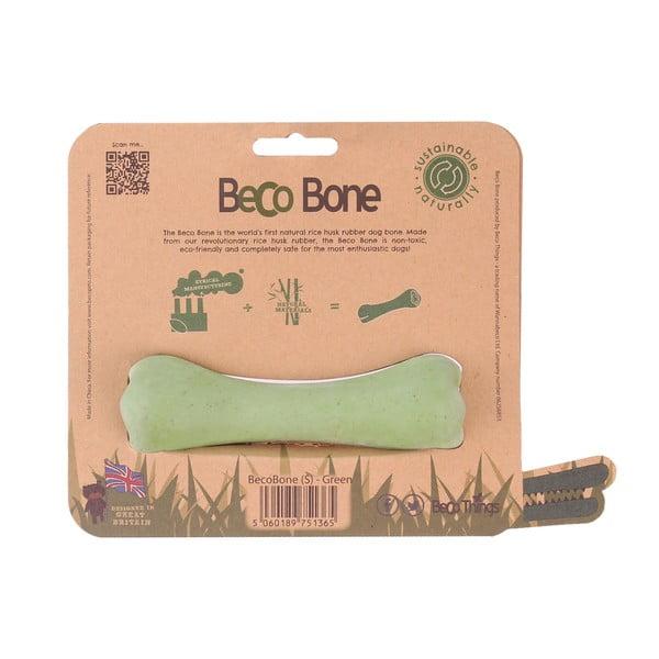 Žuvacia kosť pre psov Bone Small, zelená