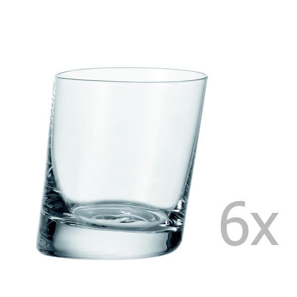 Sada 6 pohárov na whisky LEONARDO Pisa, 340 ml