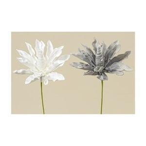 Sada 2 umelých dekoratívnych kvetín Boltze