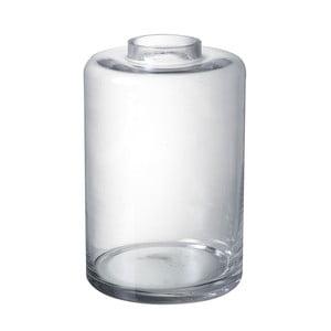 Váza z ručne fúkaného skla Parlane Blown, výška 25 cm