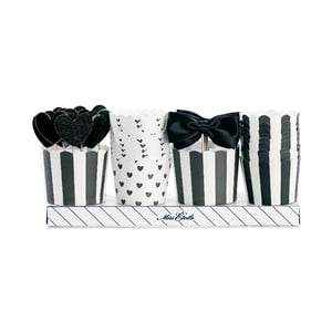 Darčekové balenie košíčkov a ozdôb na muffiny Miss Étoile Cavalier