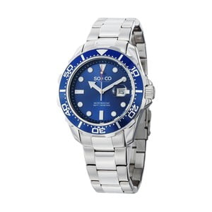 Pánske hodinky Yacht Sea Blue