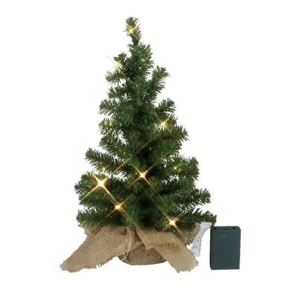 Svietiaca dekorácia Christmas Tree Timer