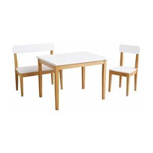 Detský stolík s lavicou a stoličkou Roba Kids Seat
