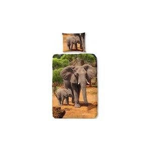 Detské obliečky Elephants, 140x200 cm