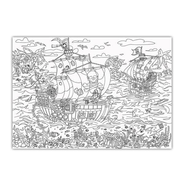 Maľovanky Creative Gifts Piráti