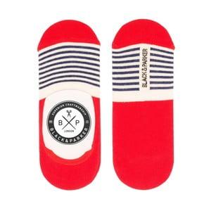 Neviditeľné unisex ponožky Black&Parker London Adams, veľkosť 37/43