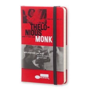 Zápisník Moleskine Blue Note Records, malý, linkovaný