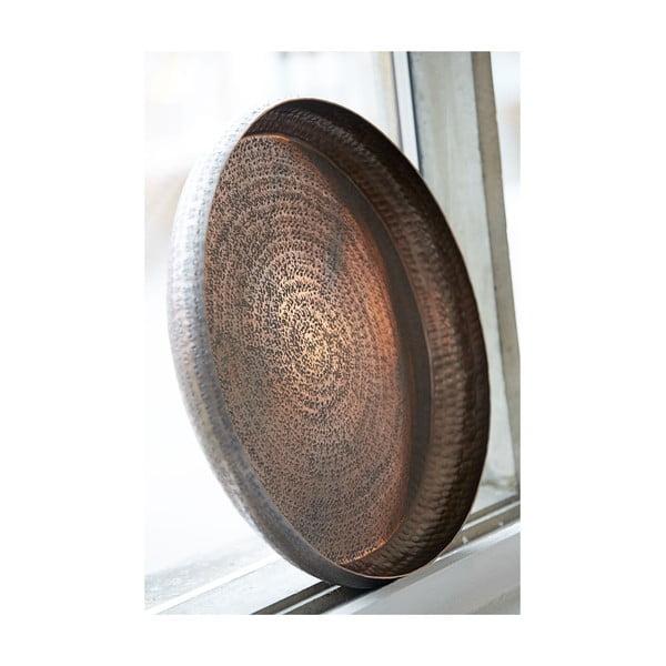 Kovový podnos Banquet Copper