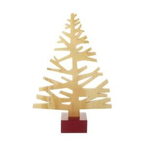 Drevený stromček Xmas