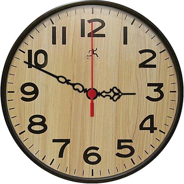 Nástenné hodiny Run Away, 30 cm