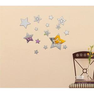 Dekoratívne zrkadlo Stars