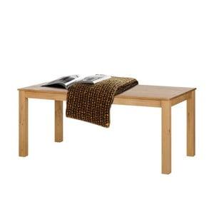 Jedálenský stôl z borovicového dreva Støraa Tommy, 160 x 90 cm
