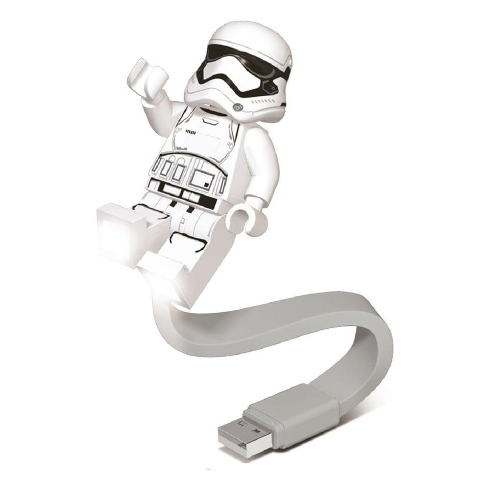 USB lampička na čítanie LEGO® Star Wars Stormtrooper