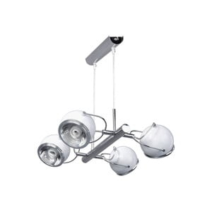 Biele stropné svietidlo Ball White