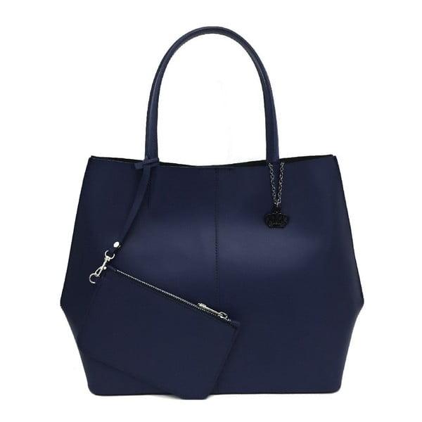 Kožená kabelka Drusilla Blue