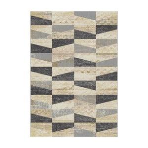 Sivo-béžový koberec Universal Fusion, 60×120cm