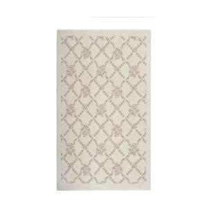Krémový koberec Floorist Bukle Sarmasik,80x150cm