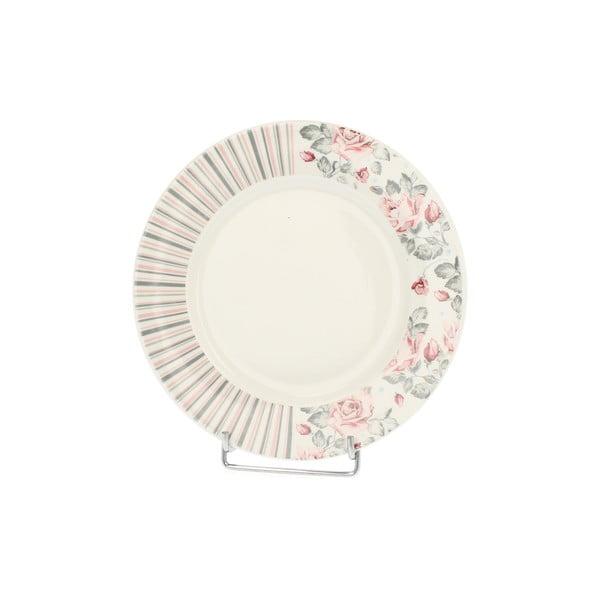 Dezertný tanier Duo Gift Ružička, 20cm