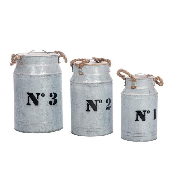 Set 3 dóz Jars No. 1, 2  and 3