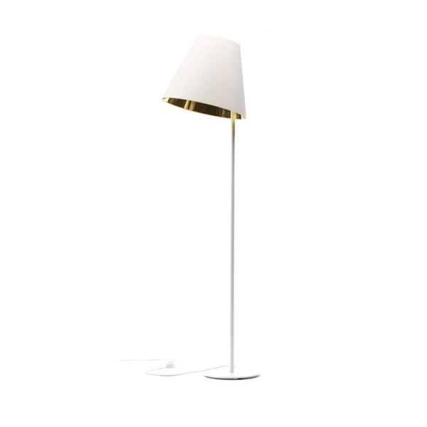Stojacia lampa Book Golden/White