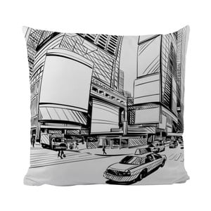 Vankúš New York, 50x50 cm