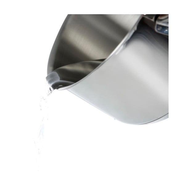 Hrniec z nehrdzavejúcej ocele BK Profiline, 16 cm