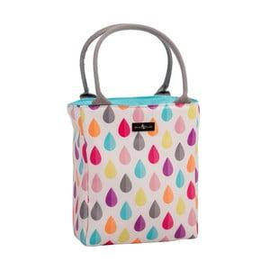 Chladiaca taška na obed Navigate Raindrops