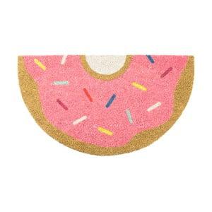 Rohožka z kokosových vlákien Fisura Felpudo Donuts, 40×70 cm