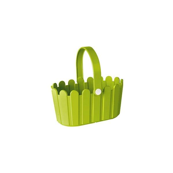 Kvetináč Landhaus Basket Green