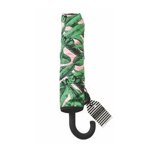 Skladací dáždnik s potlačou listov Portico Designs