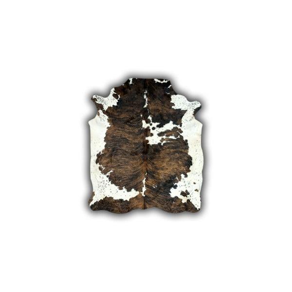 Kožená predložka Pipsa Normand Cow, 170×190cm