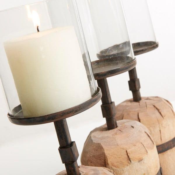 Stojan na sviečky La Forma Asana