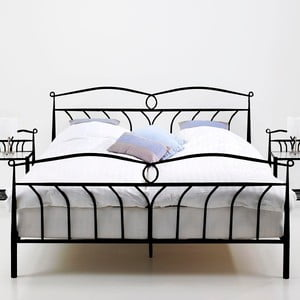 Rám postele Actona Line Metall, 200x190cm