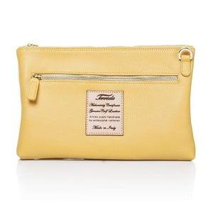 Listová kabelka Banard Yellow