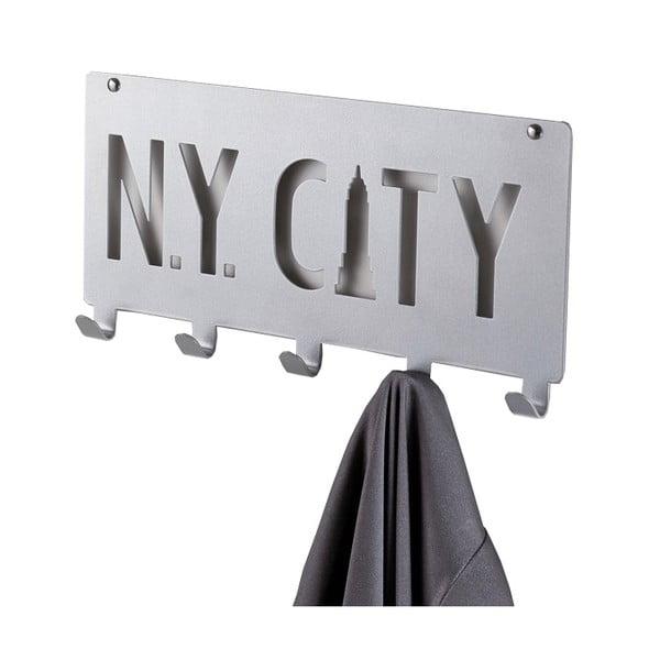 Sivý vešiak Compactor NY City