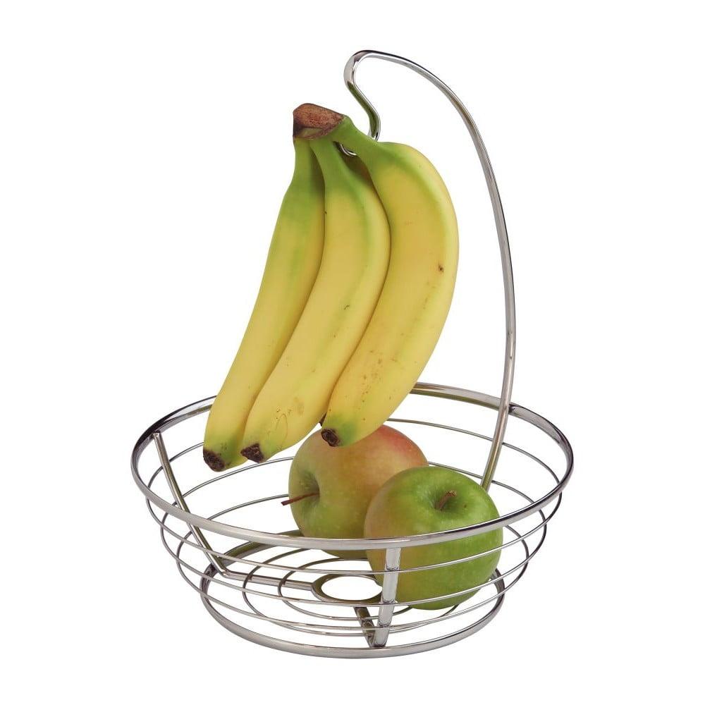 Kovový stojan na ovocie iDesign Axis Fruit