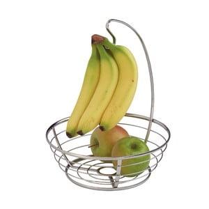 Kovový stojan na ovocie InterDesign Axis Fruit