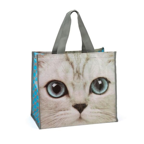 Nákupná taška Silver Kitty