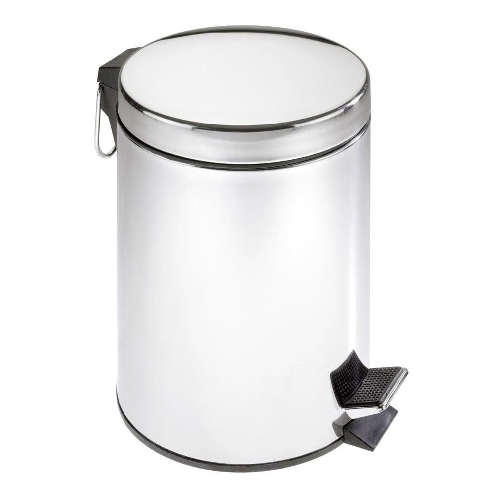Pedálový odpadkový kôš Wenko Exclusive, 5 l