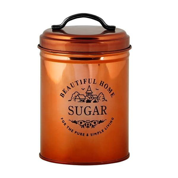 Medená dóza na cukor