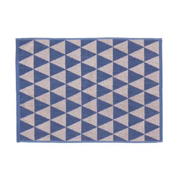Sada 2 béžovo-modrých froté uterákov Casa Di Bassi Simon, 50 x 70 cm