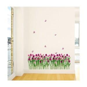 Samolepka Ambiance Dreaming Tulips