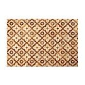 Vinylový koberec Patchwork Vintage, 100x150 cm