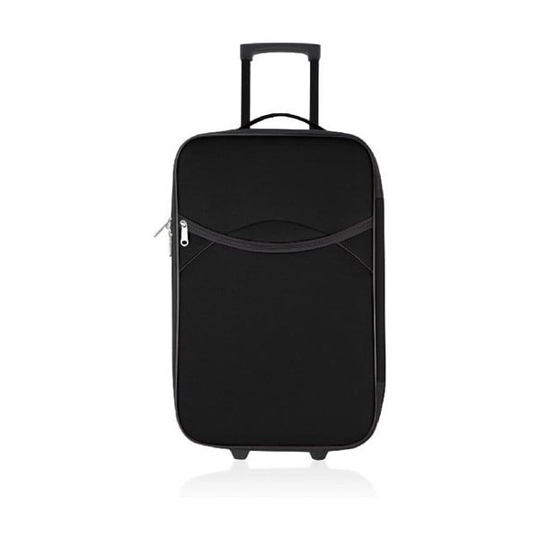 Cestovný kufor Classic Black M