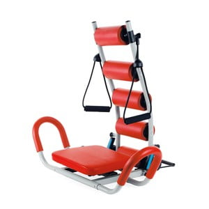 Posilňovací Stroj ABDO Trainer Twist Sit Up Bench s Nadstavcami pre Hrudník