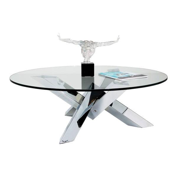 Konferenčný stolík Kare Design Crystal