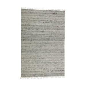 Sivý vlnený koberec De Eekhoorn Fields, 240×170cm