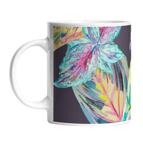 Keramický hrnček Flying Colours, 330 ml